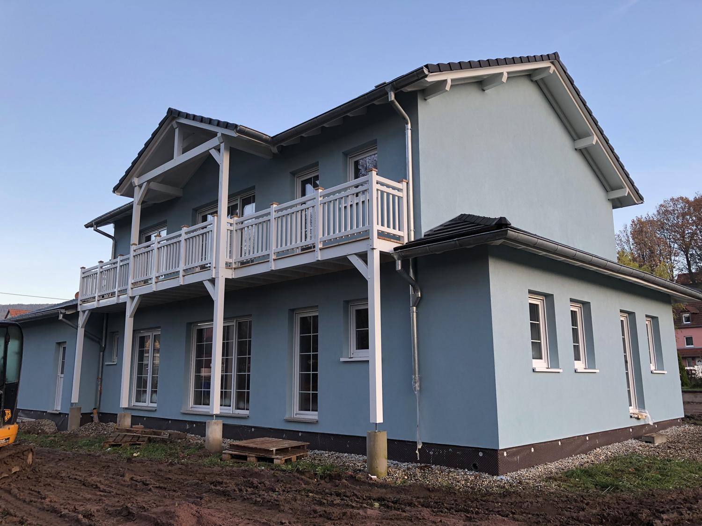 Entreprise L&A - Construction d'une maison individuelle