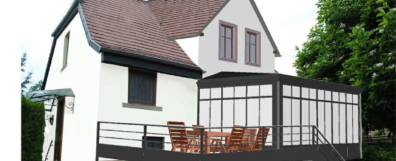 Entreprise L&A - Extension et rénovation d'une maison